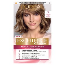 L'oreal Paris Excellence 7 Dark Blonde