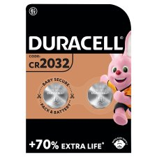 Duracell Speciality 2032 2 Pack