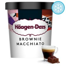 Haagen-Dazs Ice Cream Brownie Macchiatto 460Ml