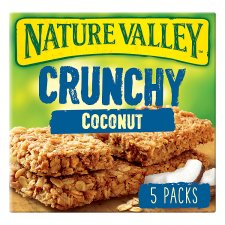 Nature Valley Crunchy Coconut 5X42g