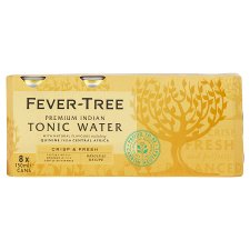 Fever-Tree Indian Tonic Water 8 X 150Ml
