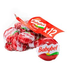 Mini Babybel Original Cheese 12 Pack, 240 G