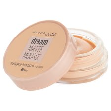 Maybelline Foundation Dream Matte Mousse 21 Nude