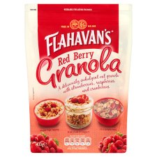 Flahavan's Red Berry Granola 400G