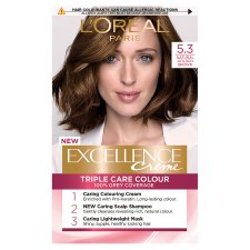 L'oreal Paris Excellence 5.3 Golden Brown
