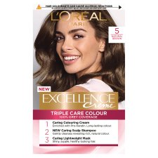 L'oreal Paris Excellence Color 5 Natural Brown