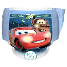 Huggies Pull Ups Night Time Boy Size 6 Biga 10