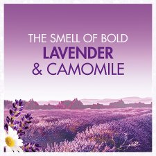 Bold 2 In 1 Lavender And Camomile 75 Washes 4875G
