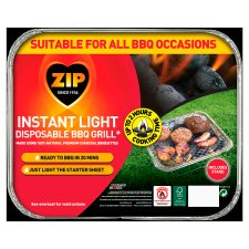 Zip Disposable Bbq Tray 540G